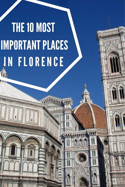 10 Most Important Places in Florence