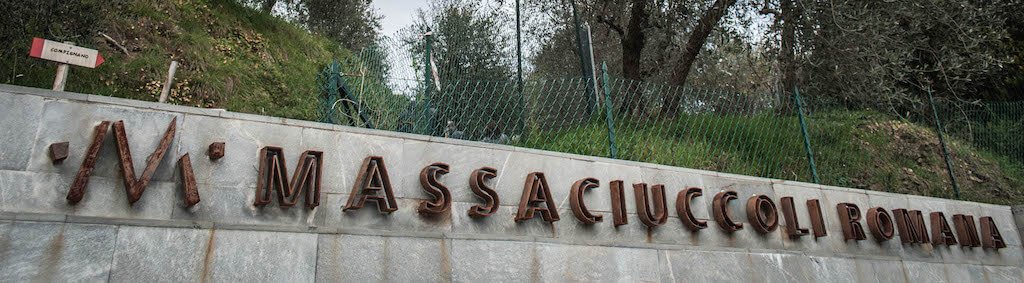 Massaciuccoli Romana Entrance