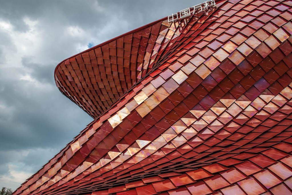 Vanke Pavilion Expo Milan 2015