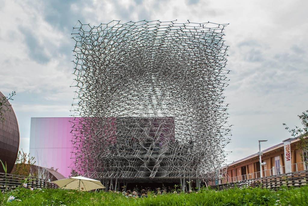england pavilion Expo Milan 2015