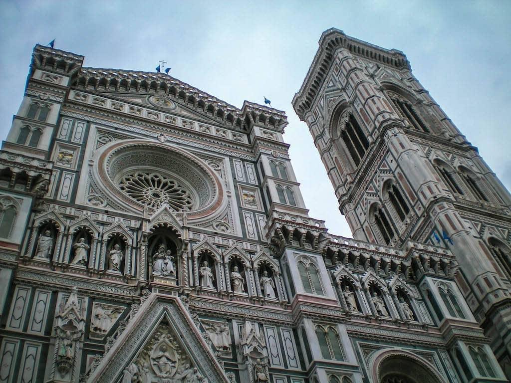 Duomo Florence Facade