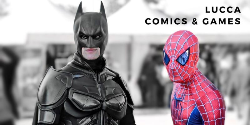 Lucca Comics & Games cover
