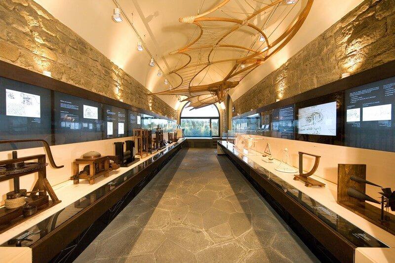 Museo Leonardiano Vinci Tuscany MTIT