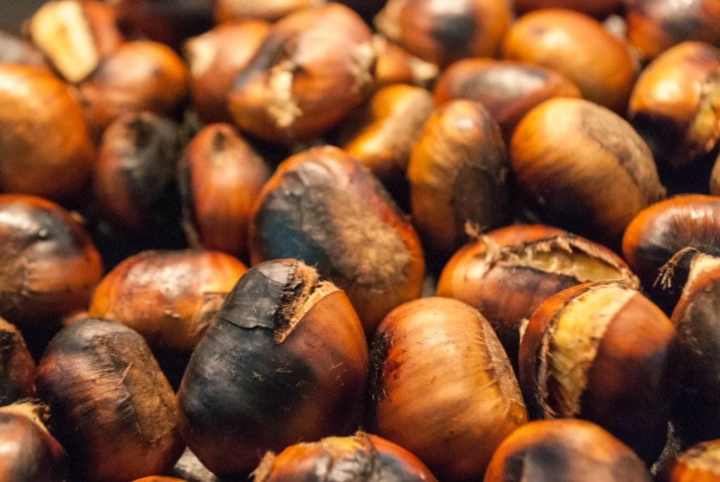 Roasted Chestnuts Tuscany