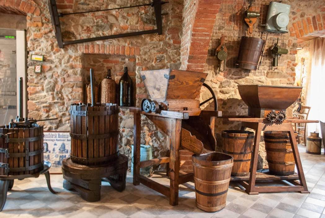old instruments Harvest