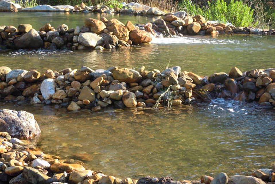 Equi Terme free hot springs Tuscany