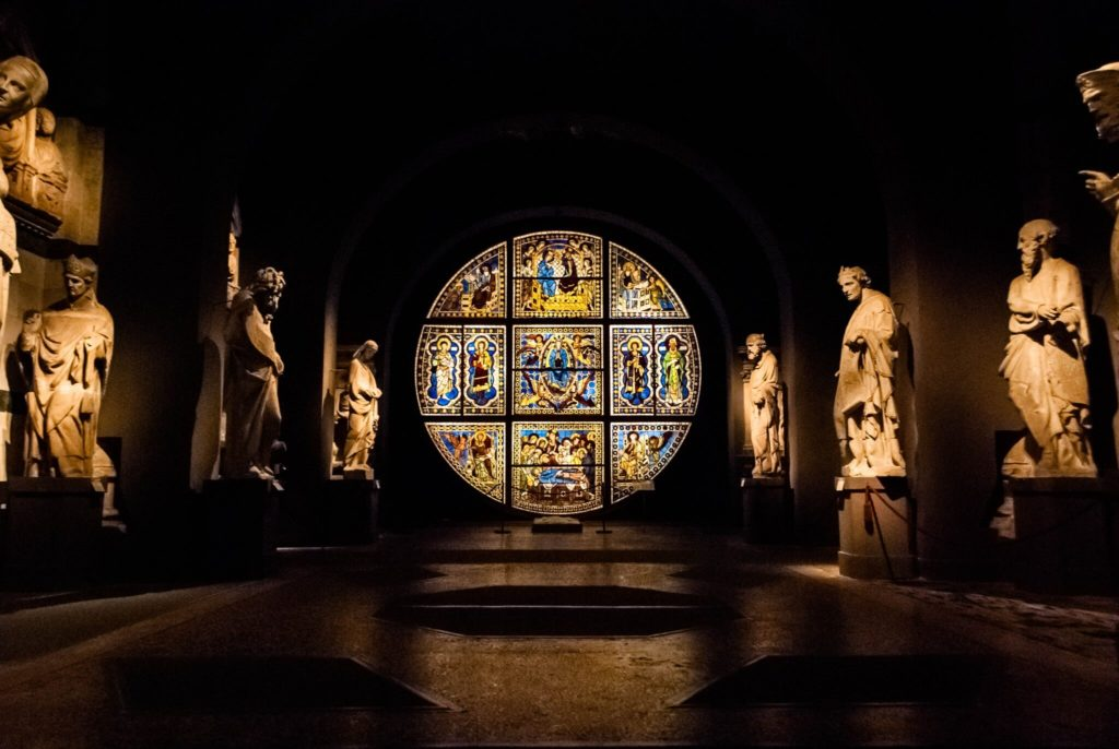 Museo dell'opera Cathedral Siena Tuscany