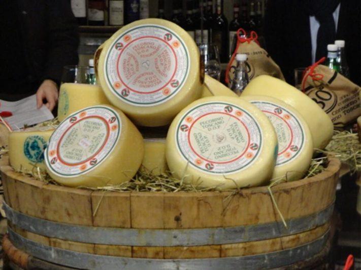 Pecorino Toscano Cheese PDO