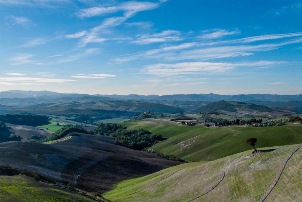 Tuscany Countryside Volterra