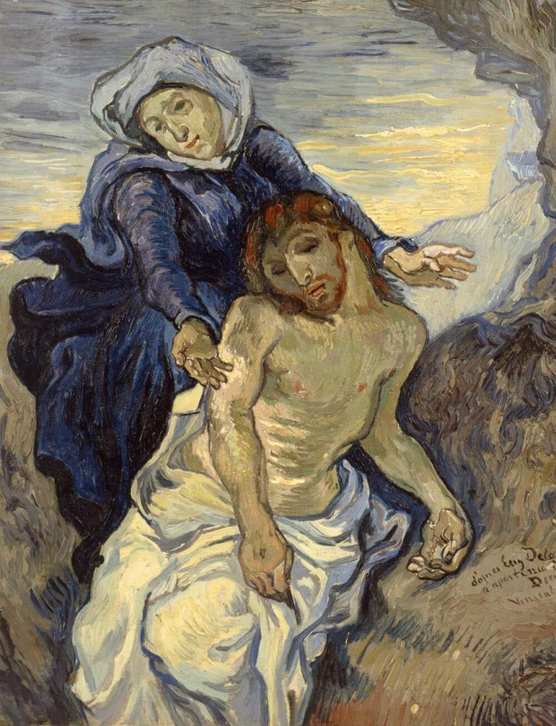 Van Gogh The Pieta