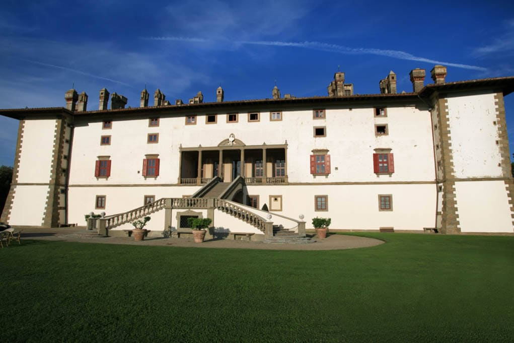 Villa Artimino Tuscany