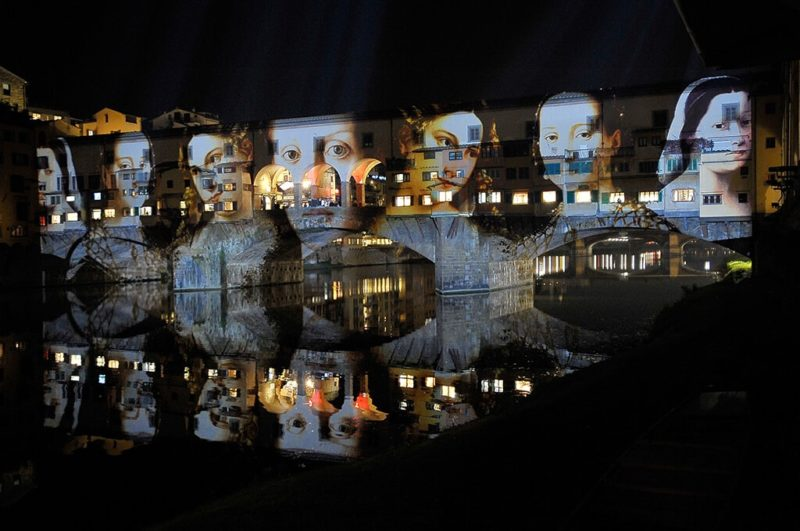The F-Lights Florence Light Festival My Travel in Tuscany