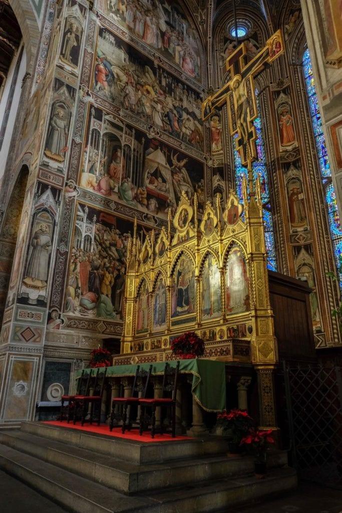 Cappella Maggiore Santa Croce
