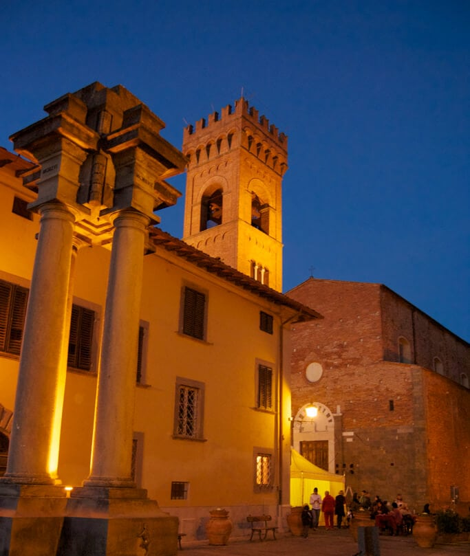 Montecarlo di Lucca Tuscany Villages