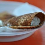 Necci, Chestnut Flour Crepes
