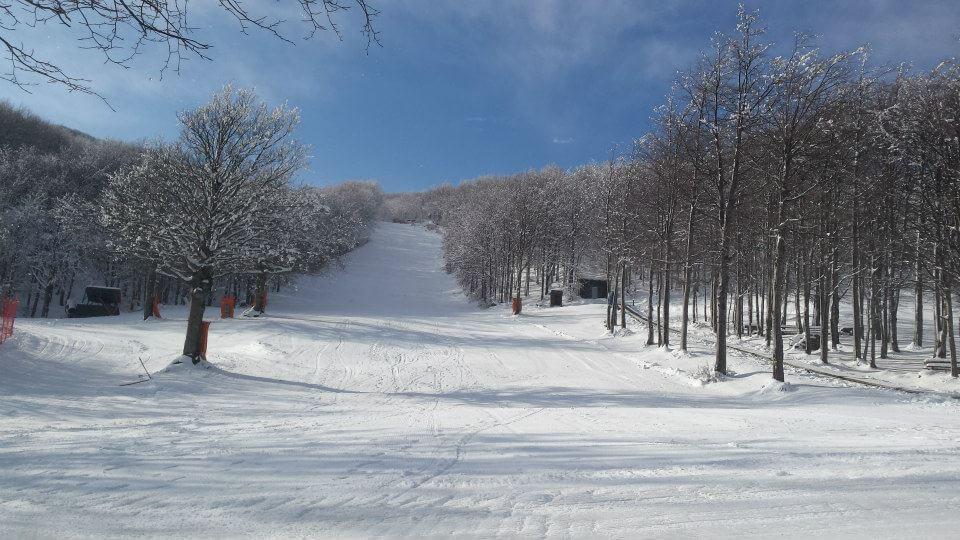 Zum Zeri 3 Skiing in Tuscany MTIT