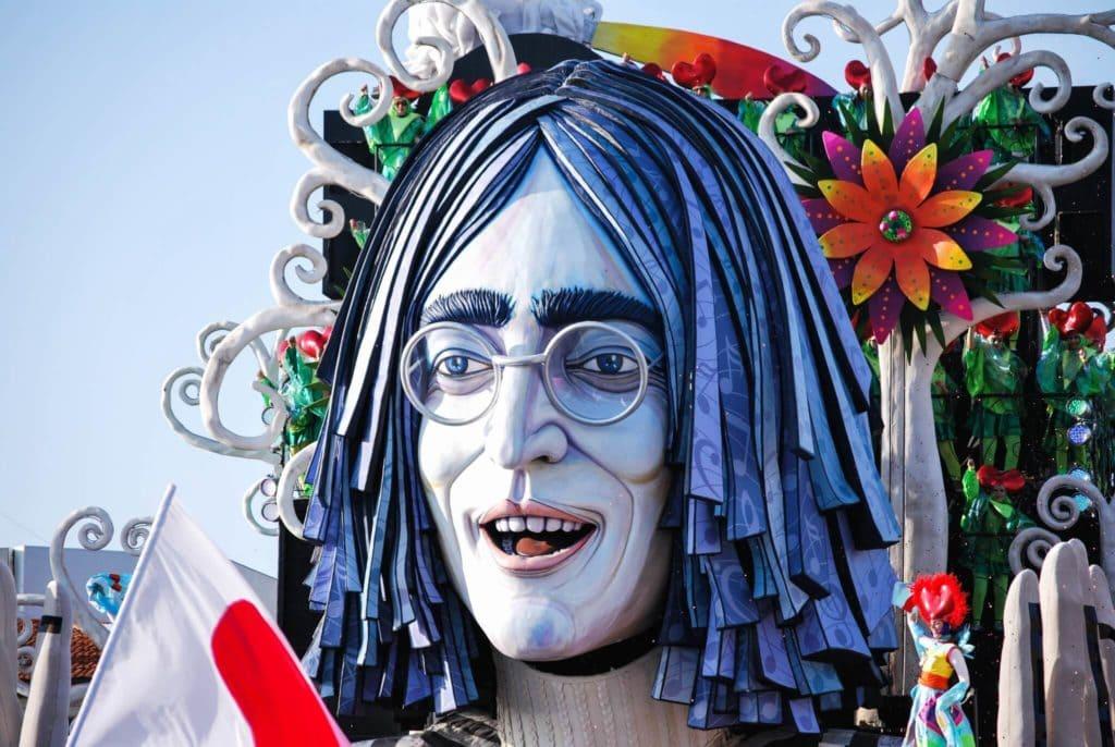 Carnival of Viareggio peaceandlove