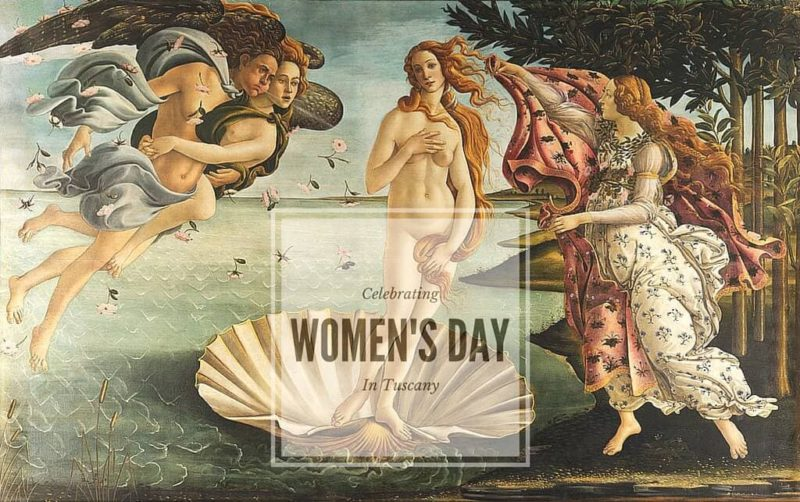 Women's Day in Tuscany