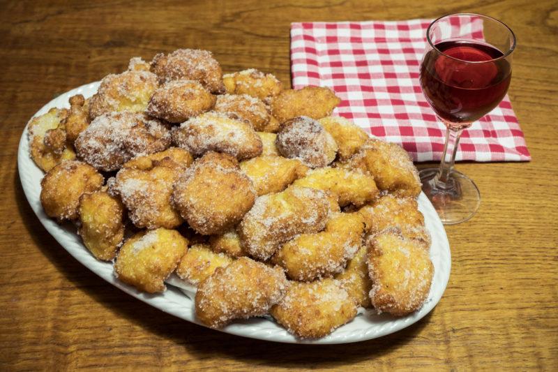 St. joseph doughnuts recipe