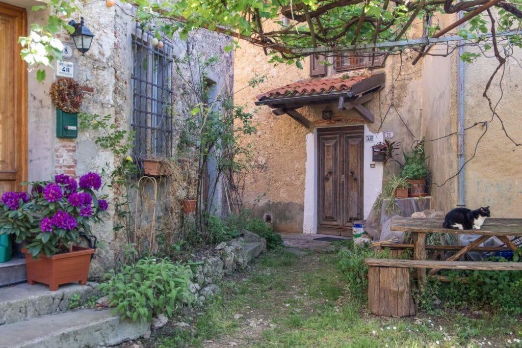Monteggiori garden