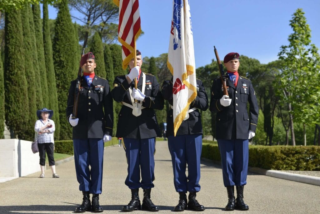 Florence American Cemetery and Memorial My Travel in Tuscany