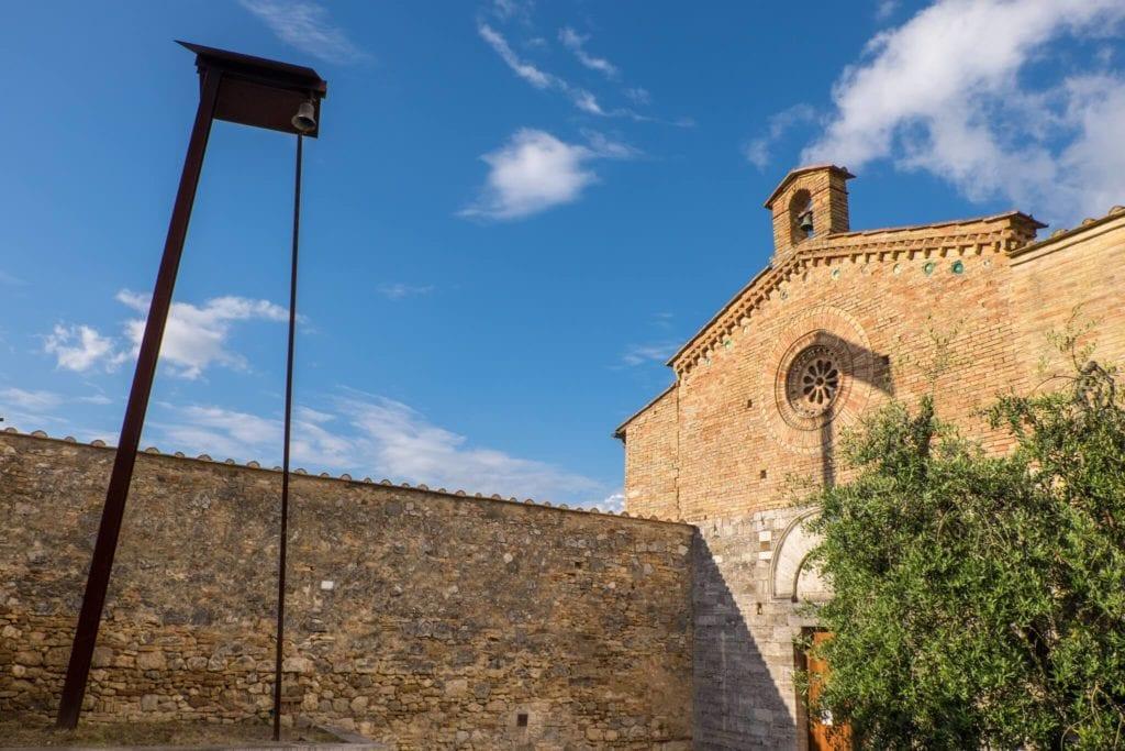 Chiesa di San Jacopo San Gimignano