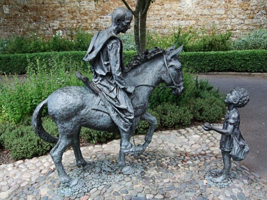 Siberic The Serius Archibishop of Canterbury my travel in tuscany via francigena
