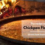 Chickpea Flatbread recipe of tuscany