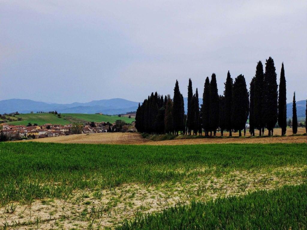 Mugello in tuscany