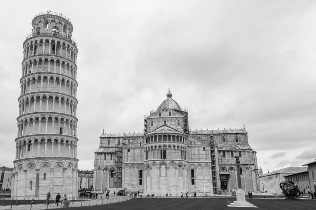 The Square of Miracles in Pisa