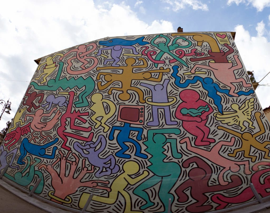 Tuttomondo by Keith Haring Things to do in Pisa
