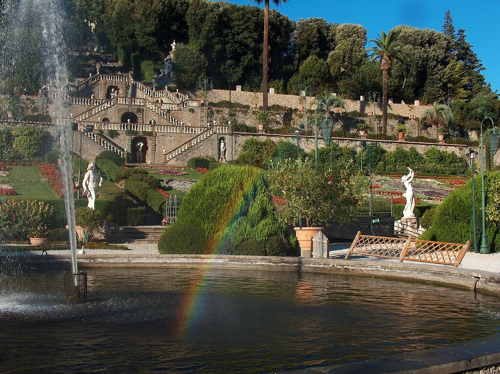 Villa Garzoni Gardens Collodi