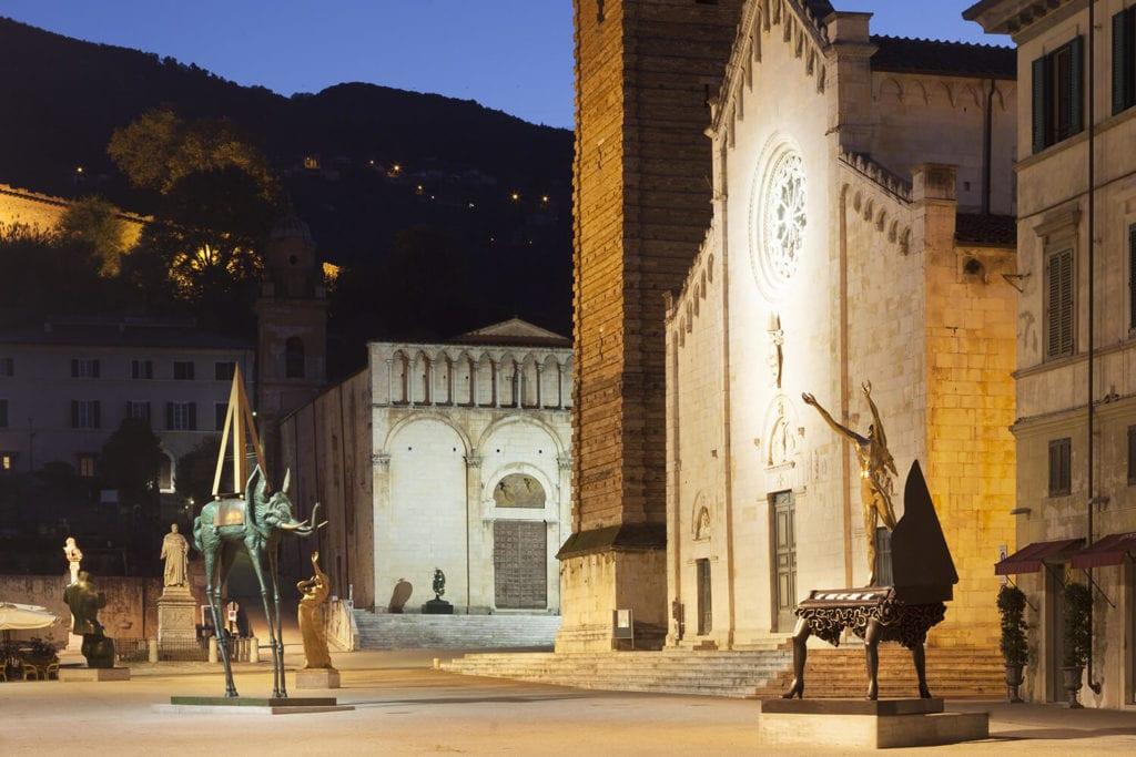 Piazza Duomo Pietrasanta