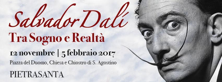 Salvador Dali in Pietrasanta