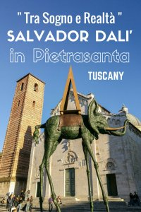 salvador dali in pietrasanta pinterest