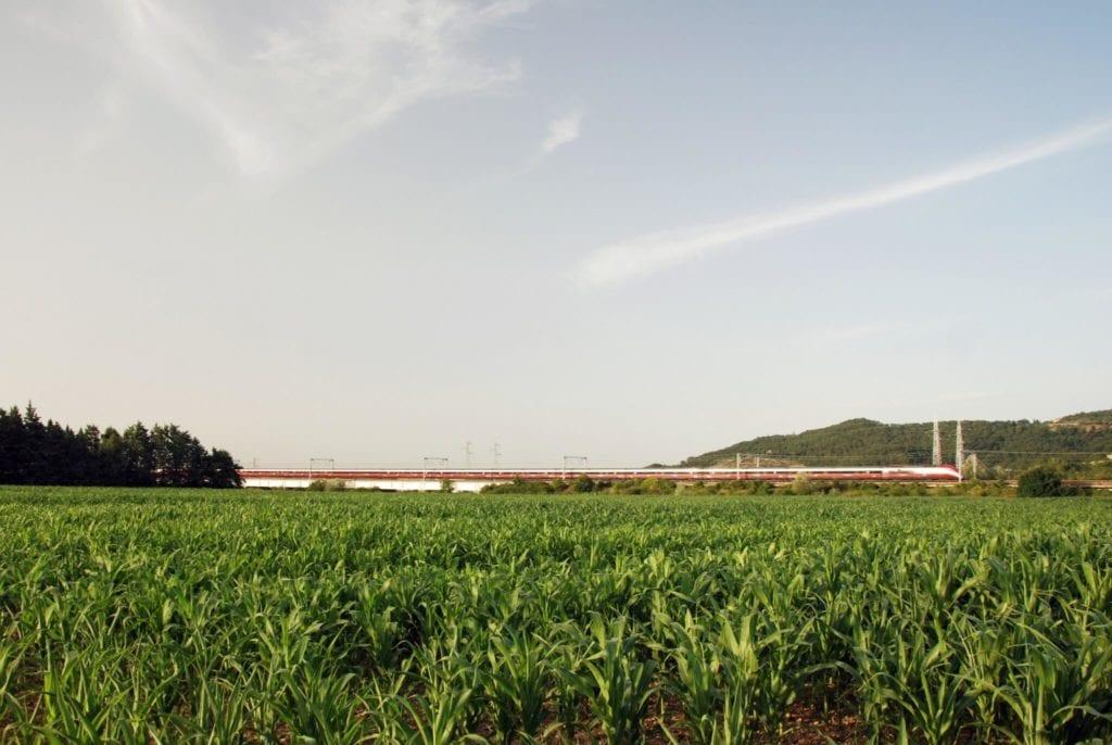 Tuscany by train
