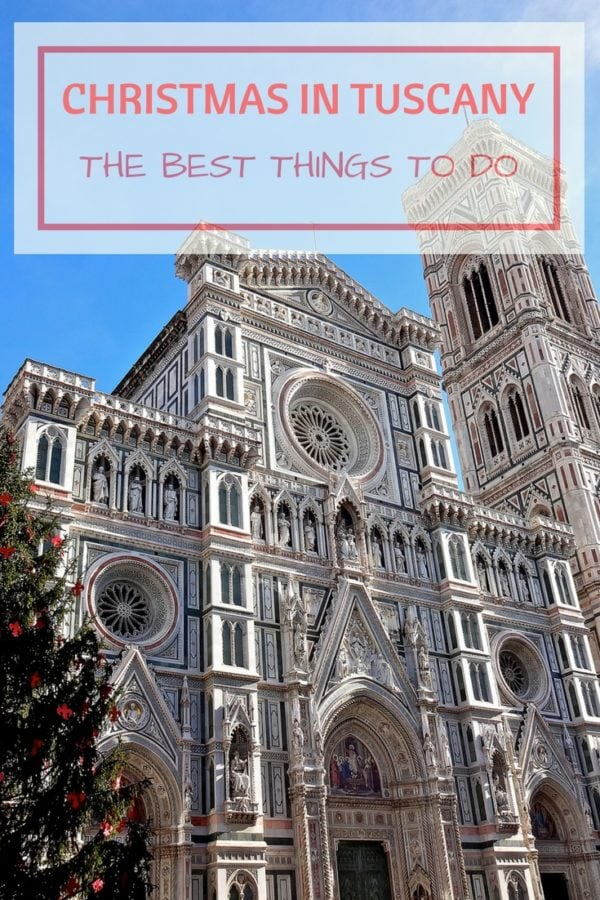 Christmas in Tuscany, the best things to do