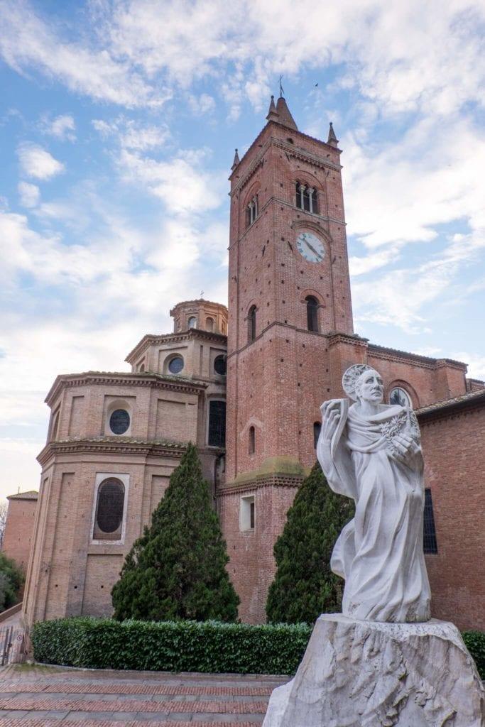 Monte Uliveto Maggiore Abbey
