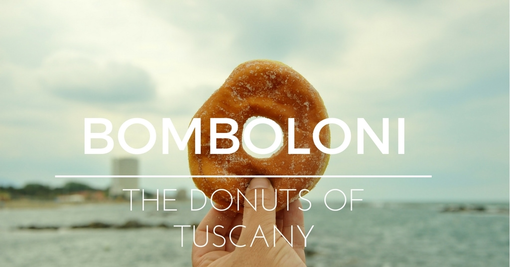 Bomboloni the donuts of Tuscany