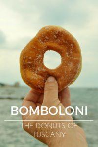 Bomboloni the Donuts of Tuscany