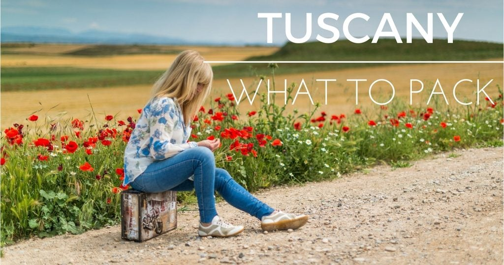 TUSCANY WHAT TO PACK