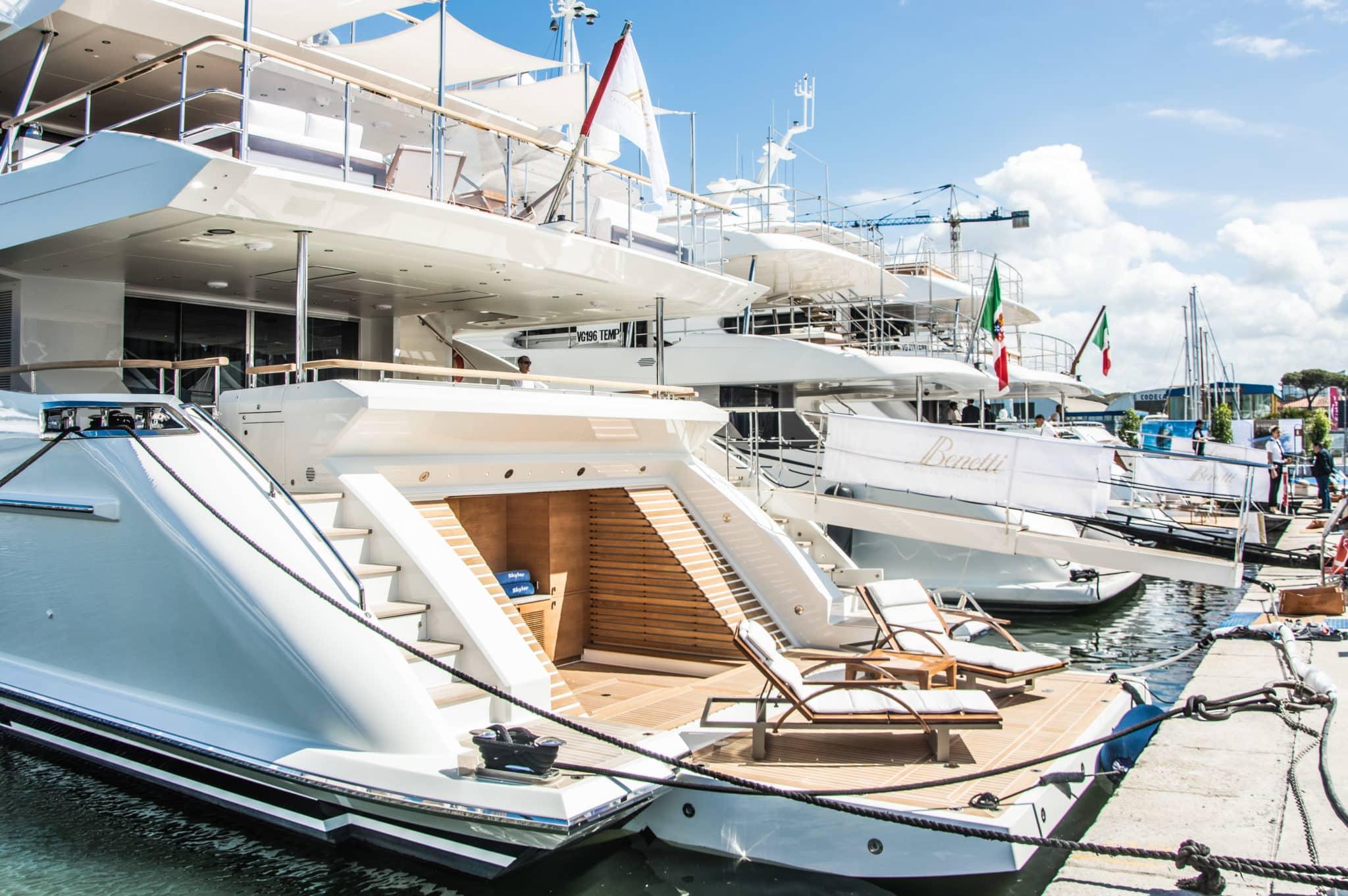 Benetti Yacht Versilia Yachting Rendez Vous