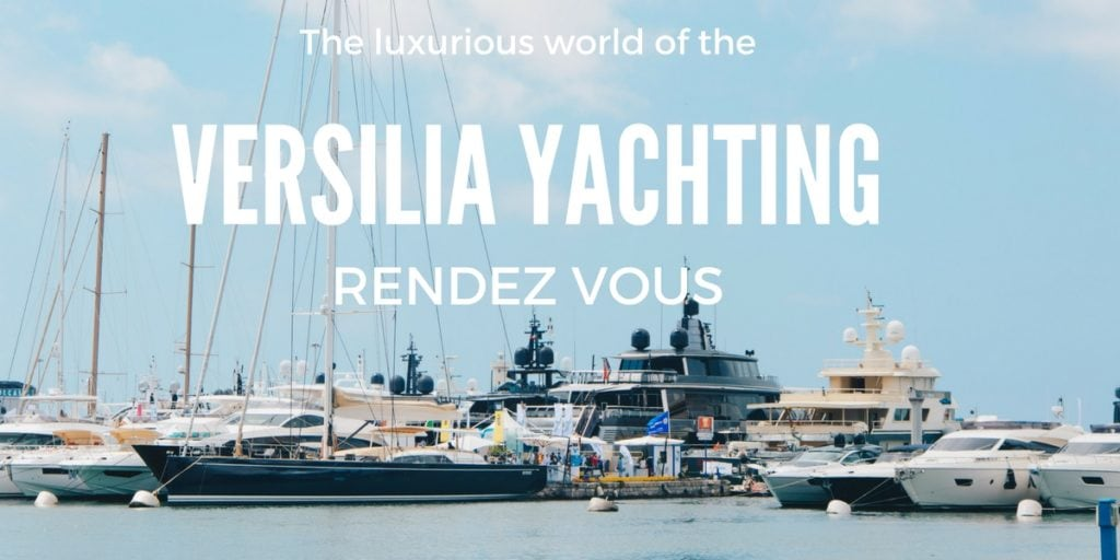 the luxurious world of the versilia yachting rendez vous