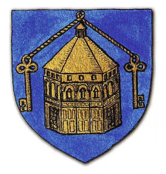 San Giovanni Suburb Coat of Arm VERDI