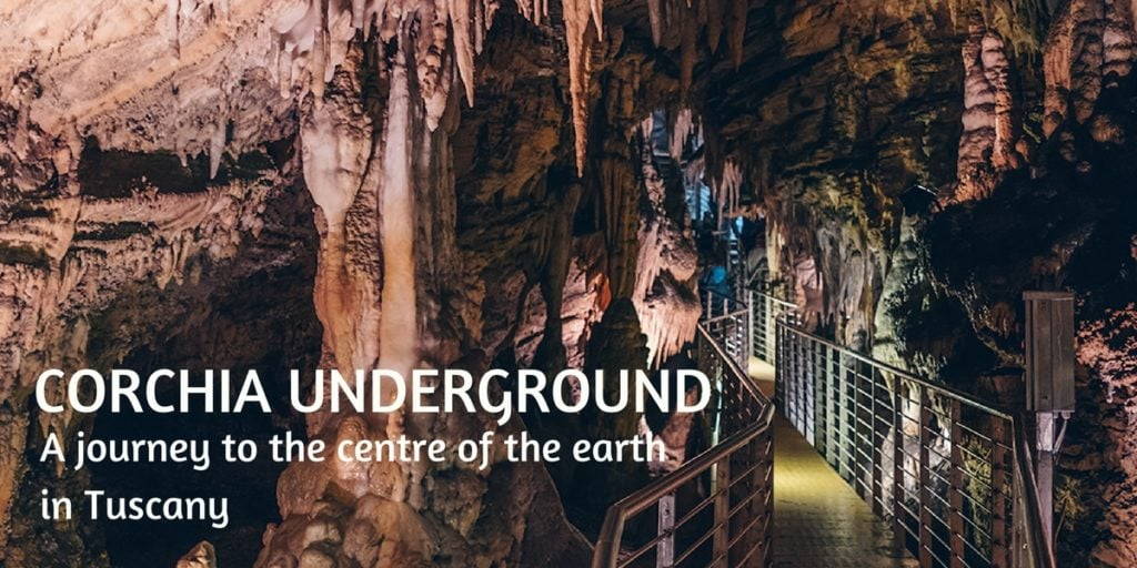 Corchia Underground in Tuscany
