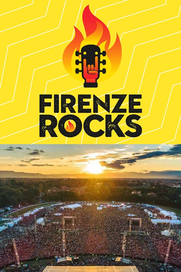 Firenze Rocks Cover Pinterest