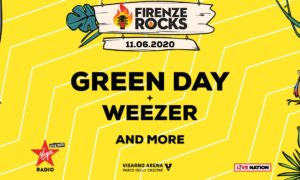 Firenze Rocks 2020 Green Day 11 June