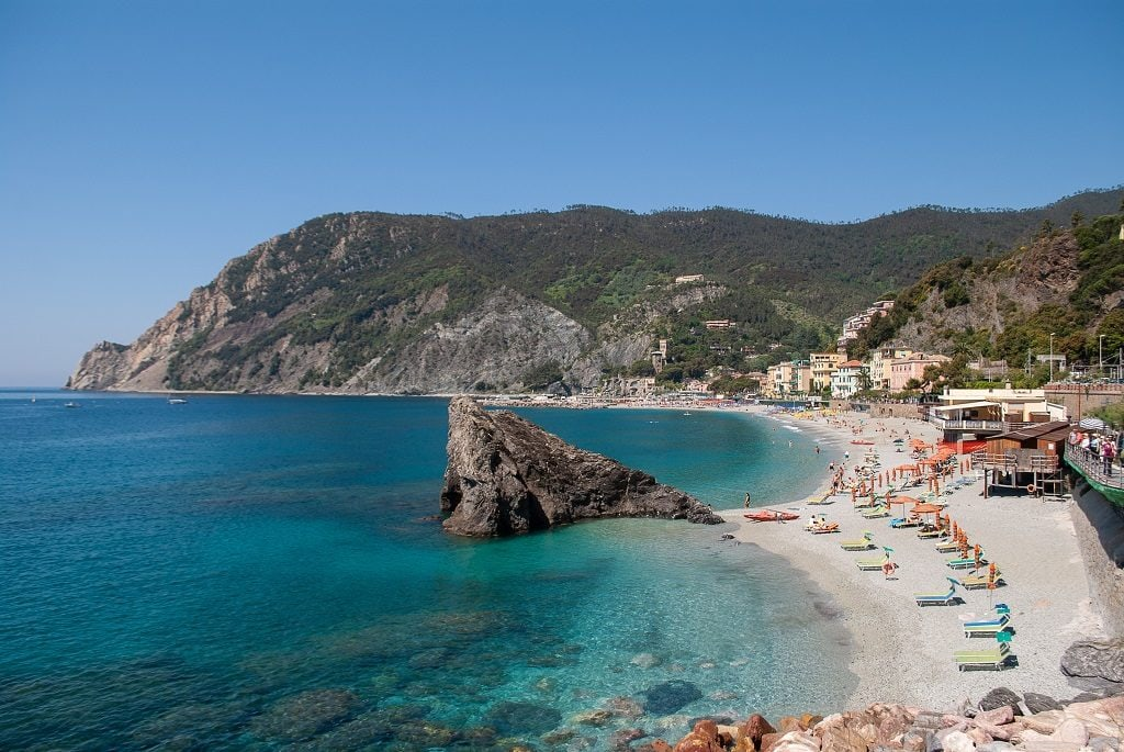 From Florence to Cinque Terre, Monterosso al Mare
