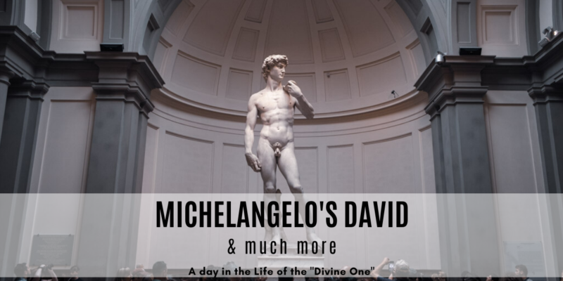 The David of Michelangelo Tour in Florence
