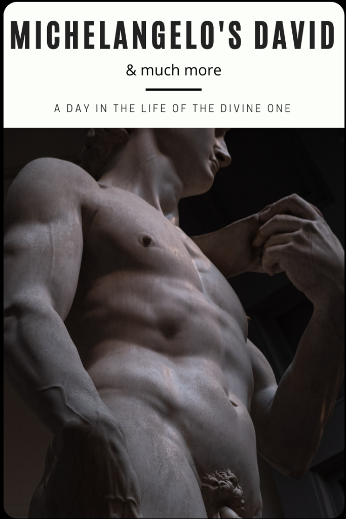 Michelangelo's David Tour in Florence Pinterest